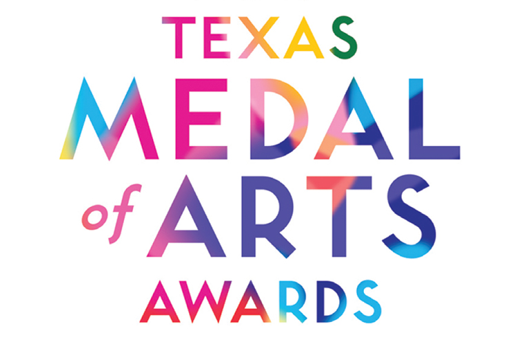 Texas Medal of Arts Awards graphic