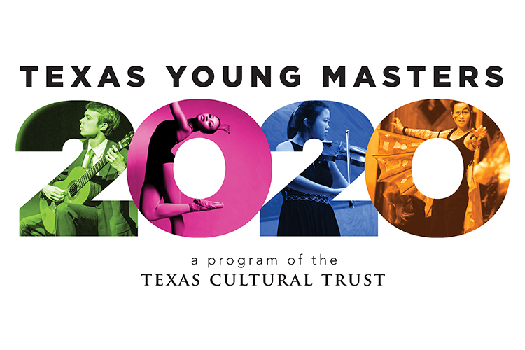 Texas Young Masters 2020 graphics
