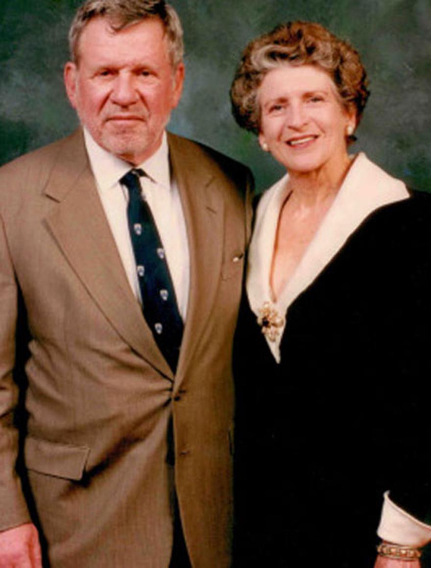 Diana and Bill Hobby Headshot