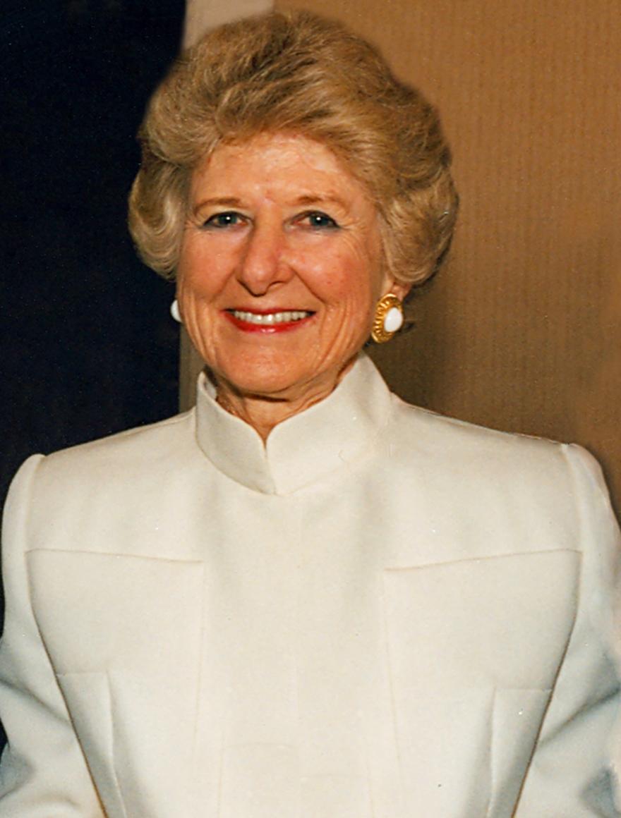 Edith O'Donnell Headshot