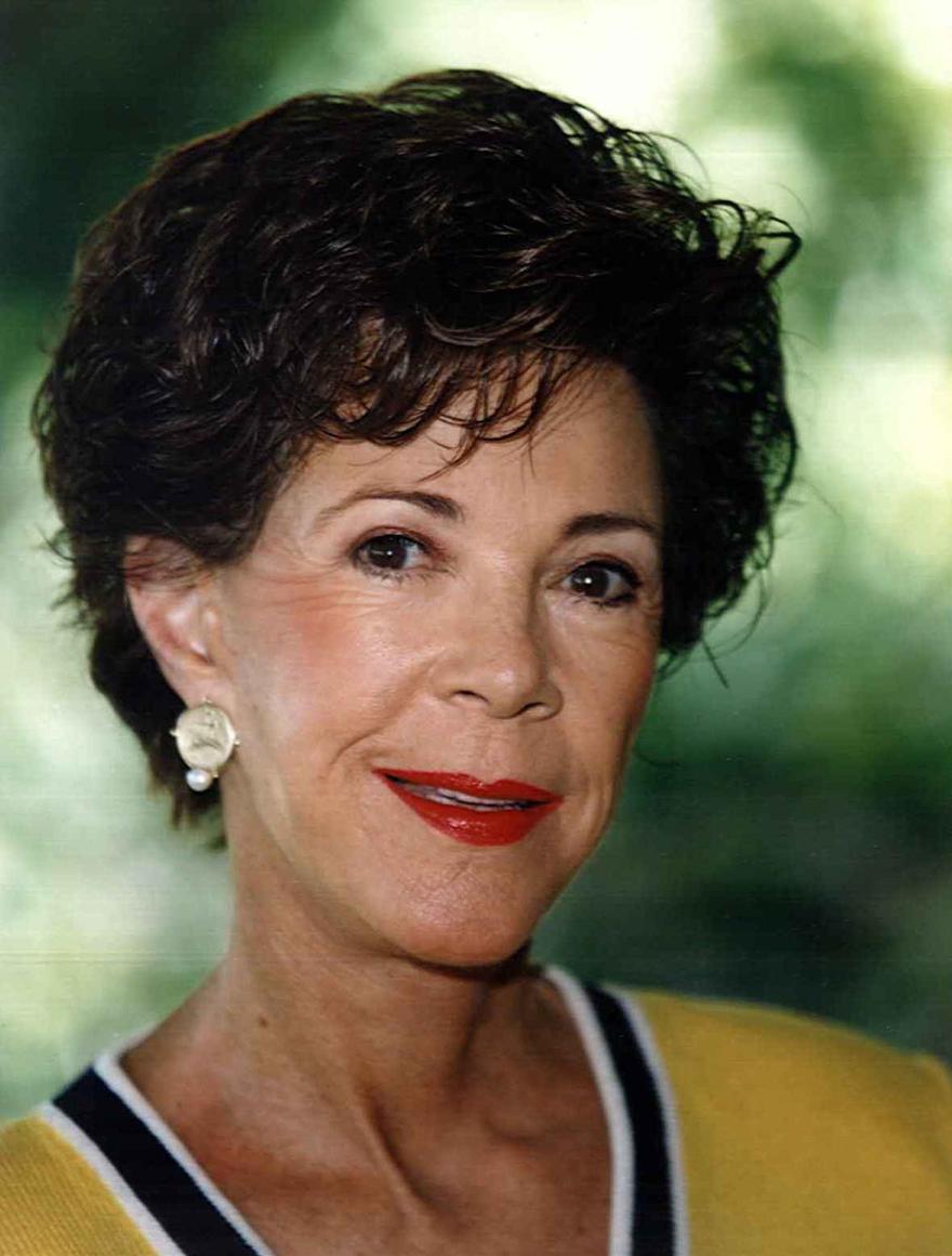 Jocelyn L. Straus Headshot