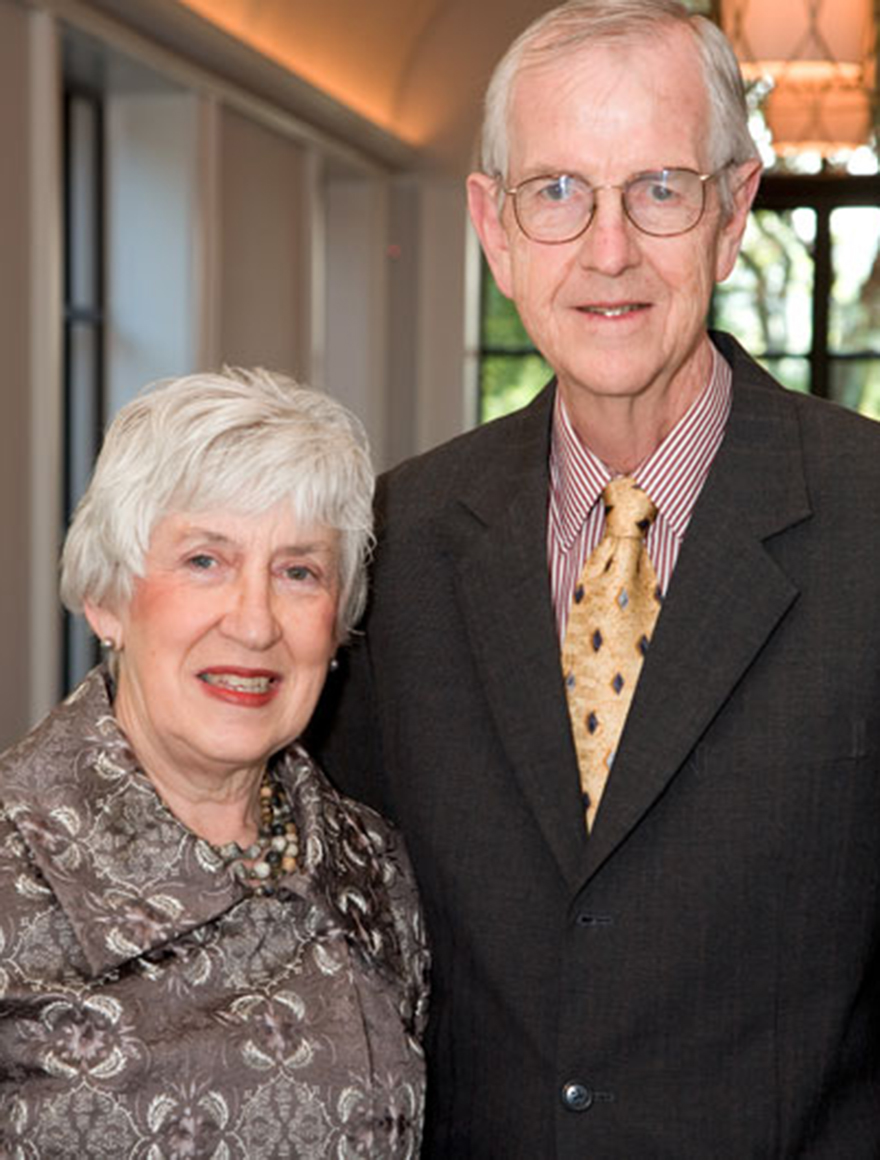 Sarah and Ernest Butler Headshot