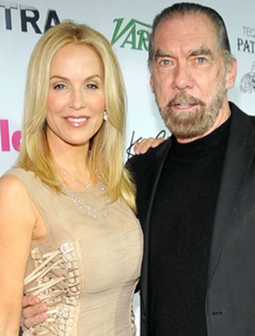 Eloise and John Paul DeJoria Headshot