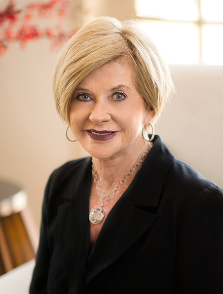Headshot of Judy Robinson