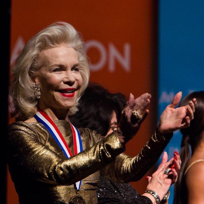 Texas Medal of Arts Lynn Wyatt
