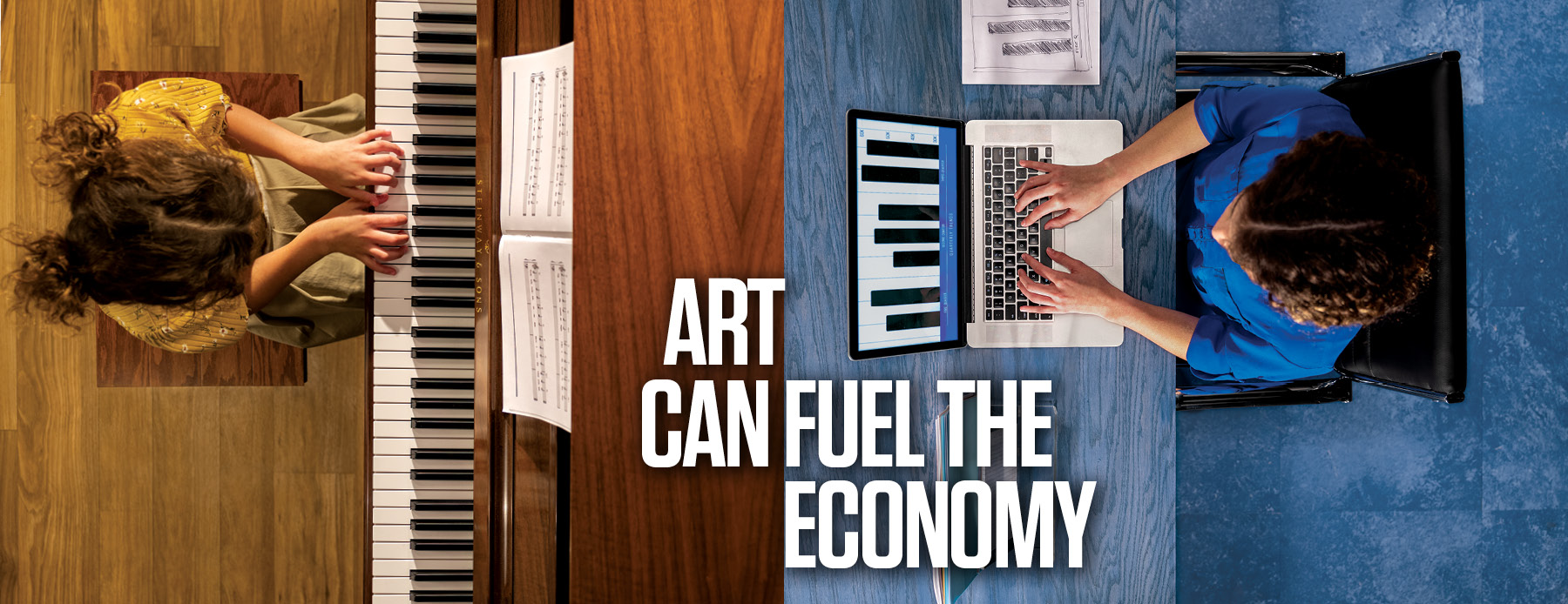 Art can fuel the economy