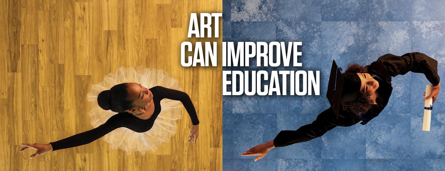 Art Can Improve Education